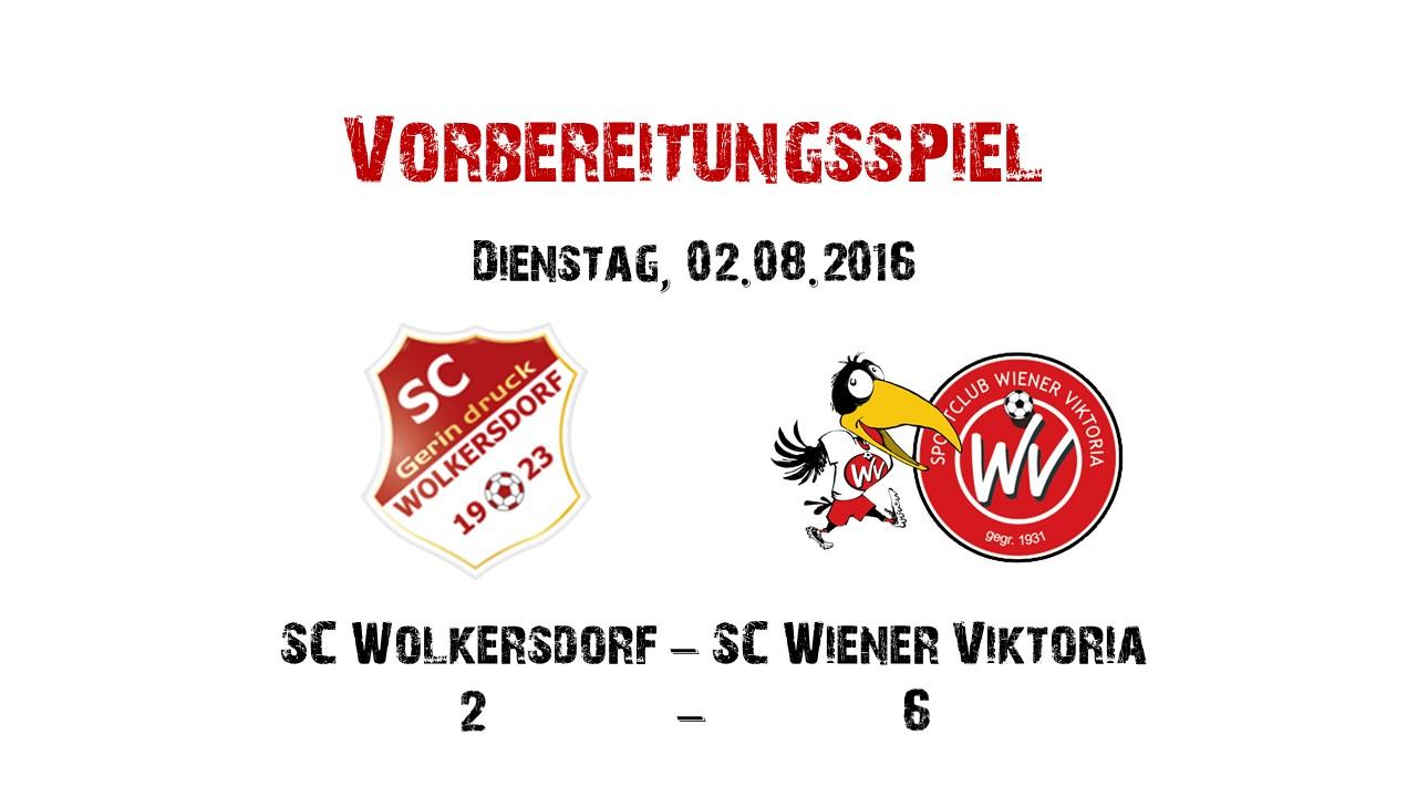 Match Wolkersdorf