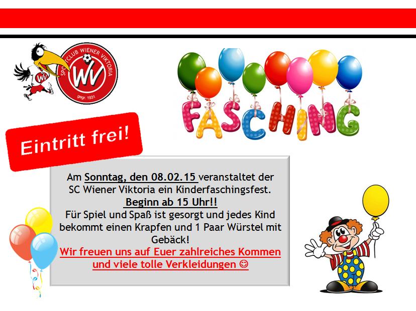 SCWV_Fasching