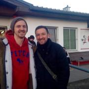 Torschützen: Gregor Simandl und Rade Djokic